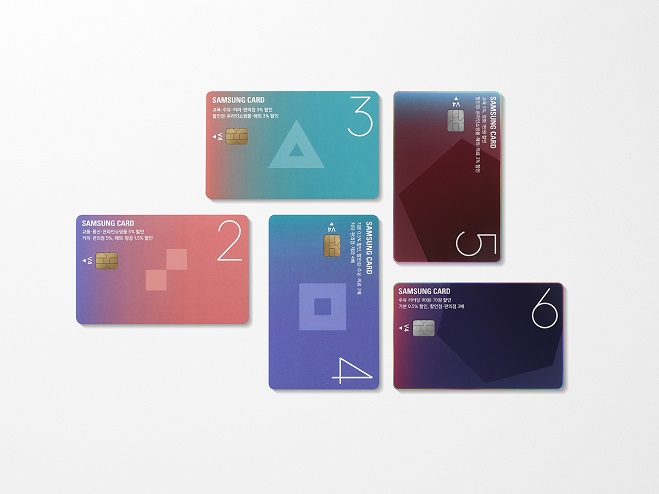 S. Koreans Held 3.9 Credit Cards on Average in 2019