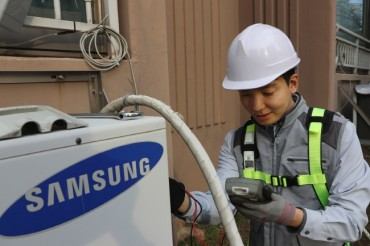 Air Conditioner Service Crisis Looms for Homebound S. Koreans