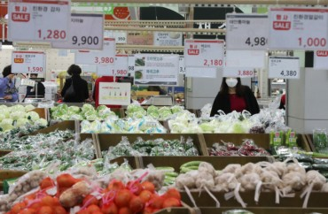 S. Korean Consumption Moves from Malls to Local Supermarkets