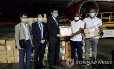 S. Korea Reports More than 8-fold Jump in Exports of coronavirus Test Kits