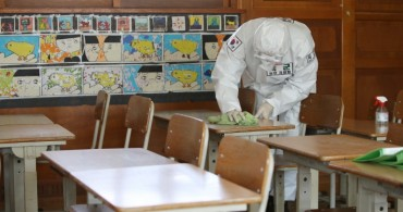 S. Korean Schools to Reopen Next Week as Virus Infections Fall