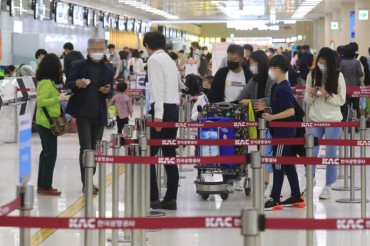 Jeju Airport Opens International Flight Waiting Rooms to Ensure Disinfection and Social Distancing