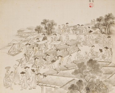 Mysterious Artist Chronicling Joseon's Pedestrian Life Highlighted in Exhibition