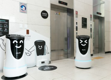 Delivery Robot Can Now Take Elevators On Its Own