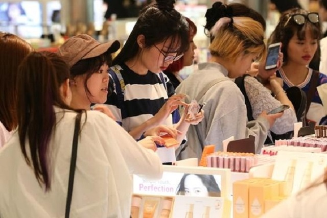 S. Korea Bags Large Surplus from Cosmetics Trade in 2019
