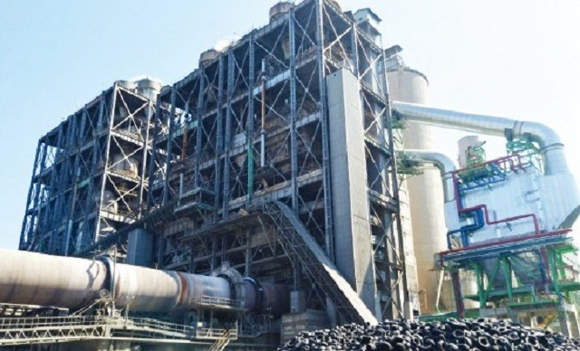 Ssangyong Cement Industrial's Donghae Plant in Gangwon Province. (image: Ssangyong Cement Industrial)