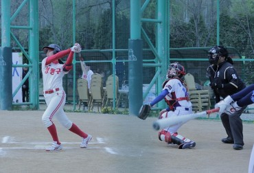 S. Korean Female Baseball Player Featured on ESPN, Hopes to Meet U.S. Olympic Champion
