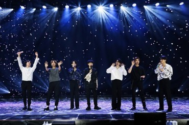 BTS' October Concert to Only be Held Virtually