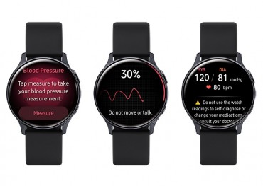 Samsung's Global Smartwatch Market Share Dips in Q1