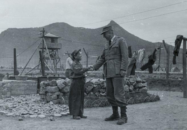 Red Cross Photos Provide Rare Glimpse into Life of Refugees, POWs During Korean War