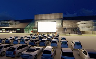 Incheon Port to Open Free Drive-in Theater