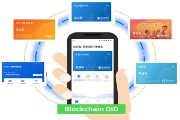 Busan Introduces Blockchain-based Mobile Identification Service