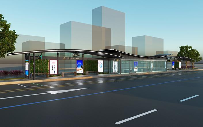 Seoul's New Bus Stops to Feature Free Wi-Fi, Mobile Phone Chargers