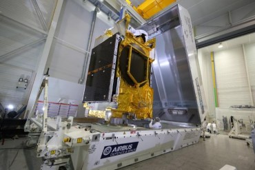 S. Korea's First Military Satellite to be Launched Next Month