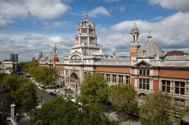 Britain's V&A Museum Signs Agreement to Strengthen Korea Exhibitions