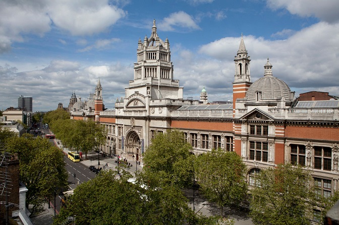 The Victoria and Albert Museum in London (image: Korean Cultural Center)