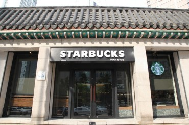 Starbucks Korea to Join the Delivery Fray