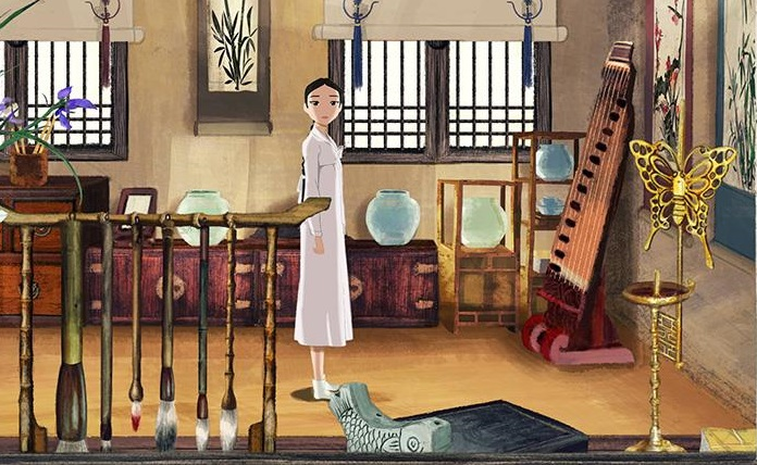 'The Shaman Sorceress' Awarded at Annecy Film Fest