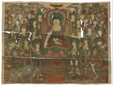 Joseon Dynasty-era Buddhist Paintings to Return Home from U.S.