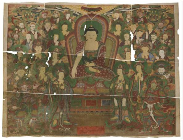Joseon Dynasty-era Buddhist Paintings to Return Home from U.S.
