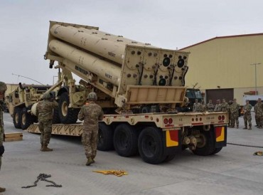 Surprise Transport onto THAAD Base Sparks Suspicions over Upgrade or Additional Deployment