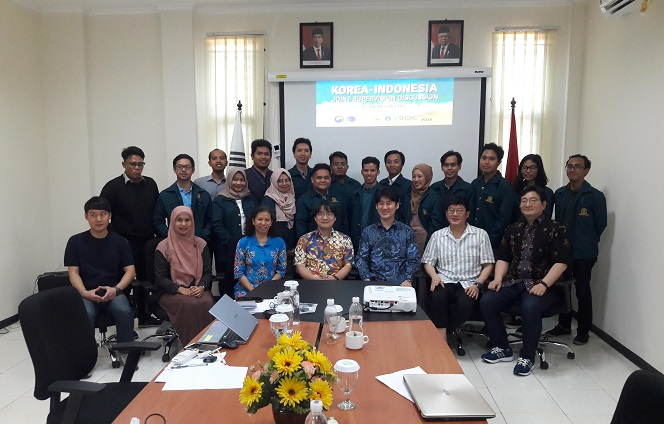 Indonesia's first-ever marine experts with master's degrees specializing in South Korea's ocean science and technology are expected to graduate by the end of 2020. (image: Ministry of Oceans and Fisheries)