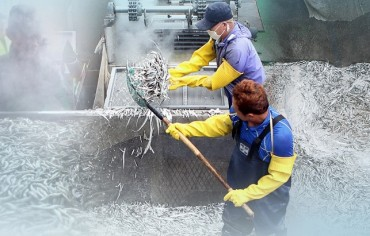 S. Korea to Improve Working Conditions for Foreign Seafarers