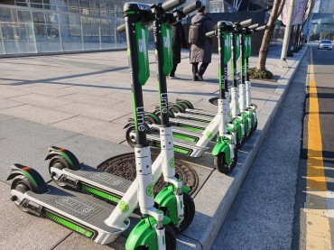 Electric Scooters Rise as Alternative to Public Transportation Due to Coronavirus
