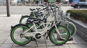 Koreans Choose Public Bicycles over Public Transportation Due to Coronavirus