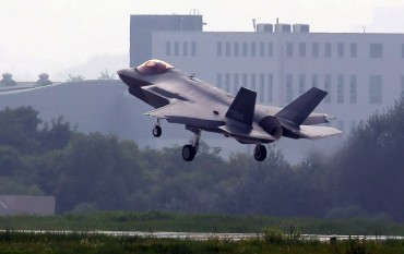 Arrival of F-35A Stealth Fighters Delayed Due to COVID-19