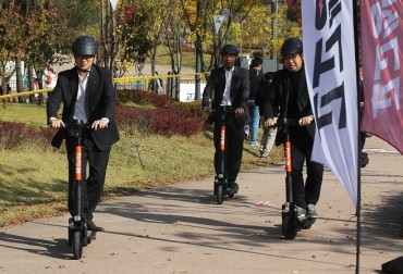 Electric Kickboard Accidents in Seoul Doubled in 2019