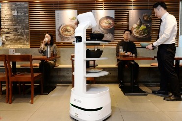 LG Electronics to Develop Service Robot Solutions with Local Partners by Nov.