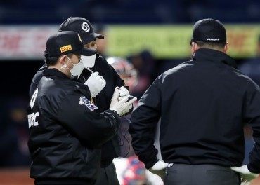 S. Korean Baseball's Minor League to Adopt 'Robot Umpires' in Aug.