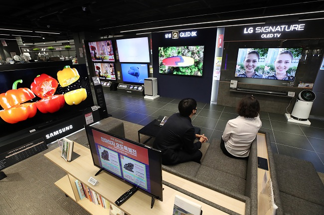 Global TV Sales Tipped to Rise in Q3 amid Pandemic