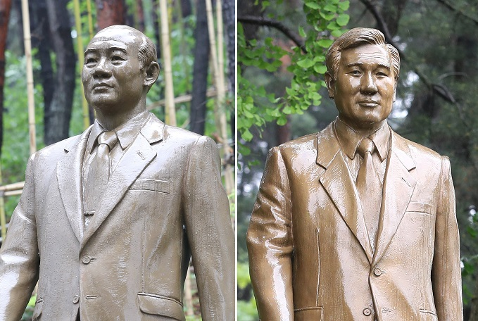 Local Council Pushes for Bill to Mandate Removal of Statues of Former Presidents