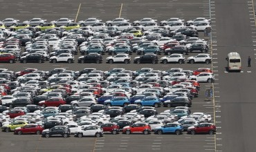 S. Korea's Share of Global Car Market Unchanged at 7.5 pct in 2020