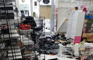 126 S. Korean-owned Stores Damaged by U.S. Anti-racism Protests