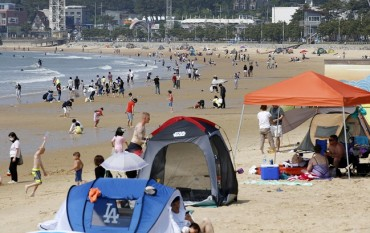 S. Korea to Introduce Reservation Systems for Beaches
