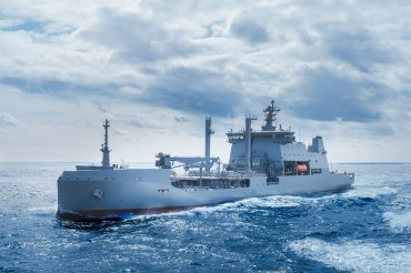 Hyundai Heavy to Expand Presence in Warship Market