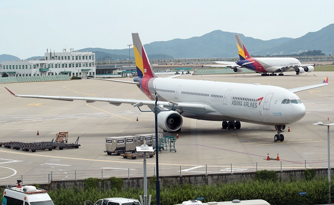 Asiana Ups Ceilings on Stock, Bond Issuance for More Funds amid Virus Woes