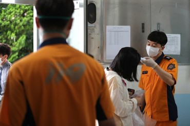 New Virus Cases Under 50, Cluster Infections Linger in Greater Seoul