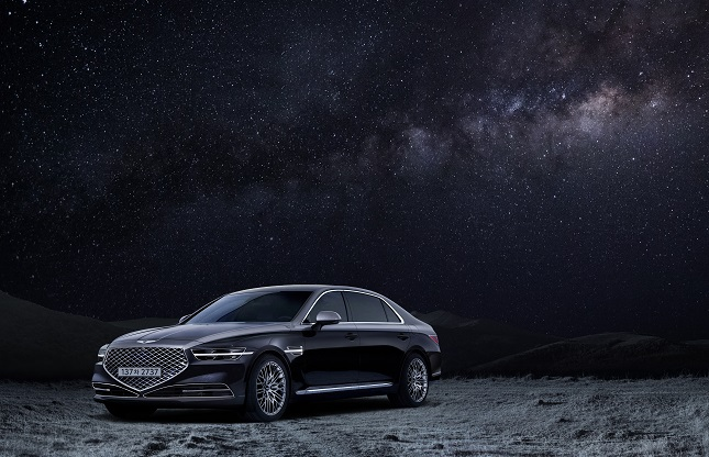 Hyundai to Launch Upgraded Genesis G90 Next Month