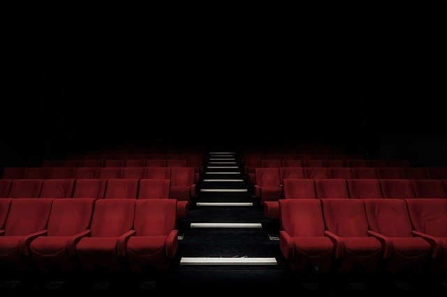 The police had arrested a man in his 50s who was living surreptitiously at a cinema building. (image: Pixabay)