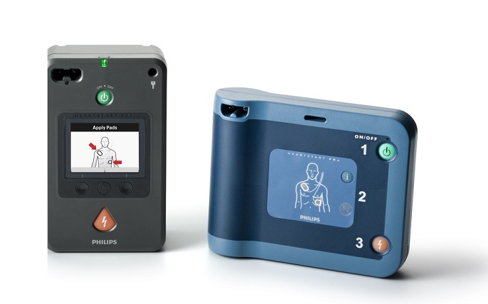 Philips Receives FDA Premarket Approval for its HeartStart FR3 and HeartStart FRx Automated External Defibrillators