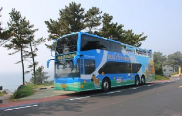 Jeju Island to Offer Night Bus Tour This Summer