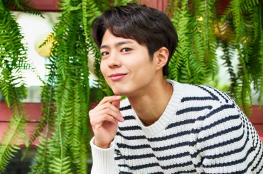Actor Park Bo-gum to Join Navy in August