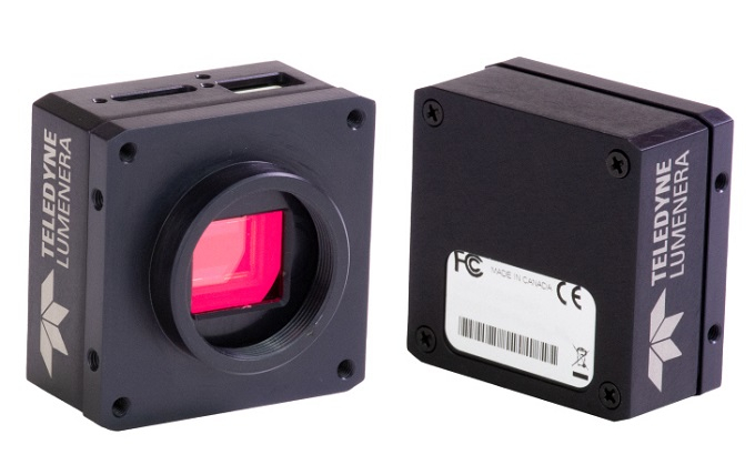 The Lt Series USB3 Cameras are designed to meet the challenges of today's imaging applications. (image: Teledyne Lumenera)