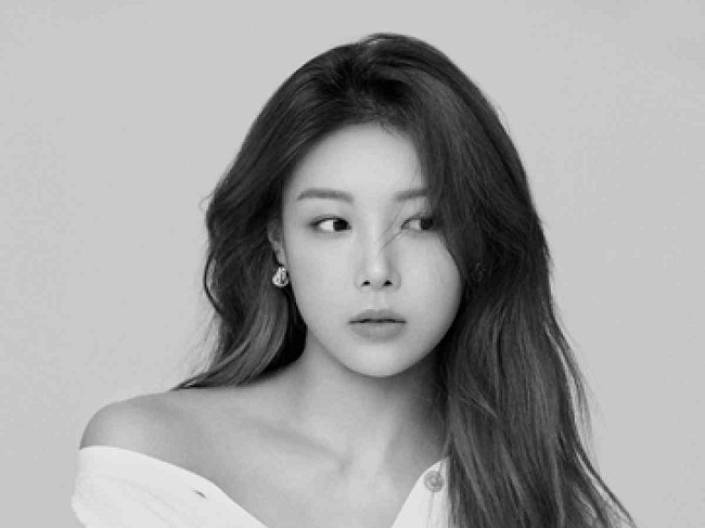 A file publicity photo of singer Yubin, provided by rrr Entertainment