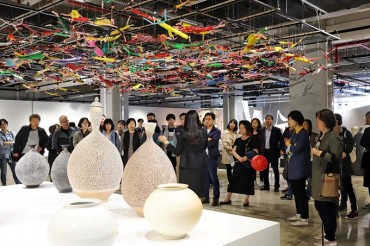12th Cheongju Craft Biennale to Kick Off 53-day Run Next Year