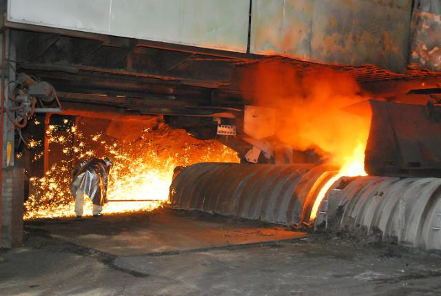 Pohang Blast Furnace No. 1 Closes After 48 yrs